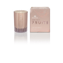 Ecoya Mini Christmas Limited Edition Candle - Sweet Fruits