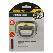 Trades Pro LED Head Lamp