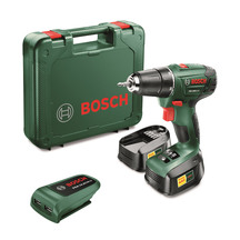 Bosch PSR 1800-LI 18V Drill Driver + Bonus USB Charger