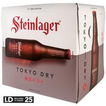 Steinlager Tokyo Dry 12 Pack Bottles 330ml