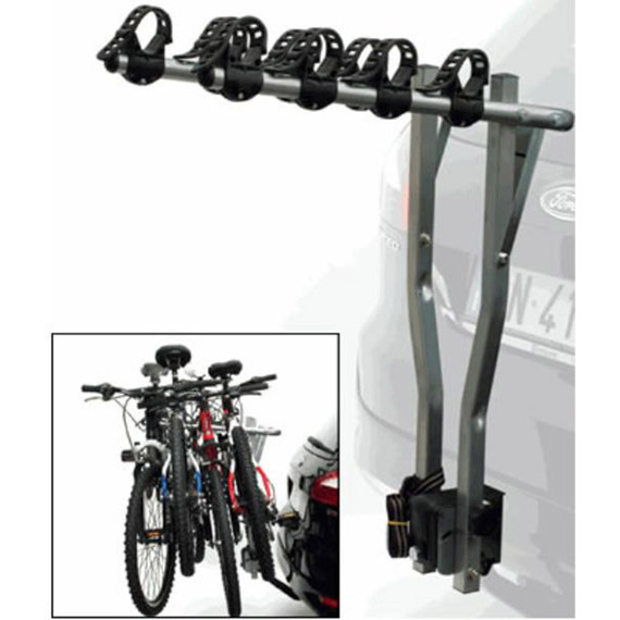 thule towbar bike rack instructions