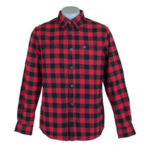 Swanndri Men's Marylebone Cotton Shirt Red/Black