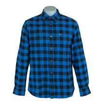 Swanndri Men's Marylebone Cotton Shirt Blue/Black