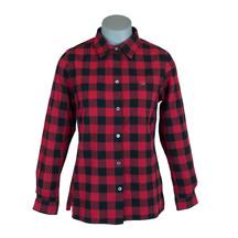 Swanndri Women's Monaco Cotton Shirt Red/Black