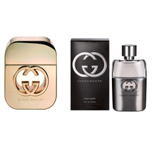 Gucci Guilty Him and Her 50 ml EDT Set