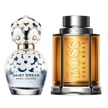 MJ Daisy Dream 50 ml EDT and Hugo Boss - The Scent (for ...