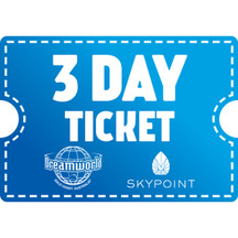 3 Day Ticket - Unlimited entry to Dreamworld, WhiteWater ...