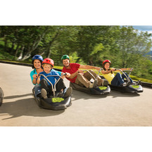 Skyline Queenstown Gondola & Luge - Family of 4 Pass