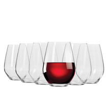 Krosno Stemless Glasses Set of 6