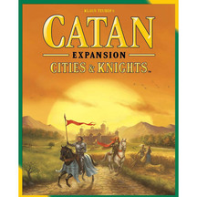 Catan - Cities & Knights Expansion 5th Edition