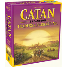 Catan - Traders & Barbarians Expansion 5th Edition