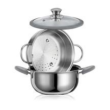 DesignPlus Premium Steaming Set 22cm