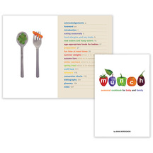 Munch Baby Cookbook