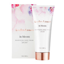 Linden Leaves Pink Petal Hand Cream