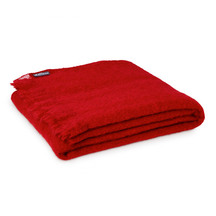 St Albans Mohair Throw Rug