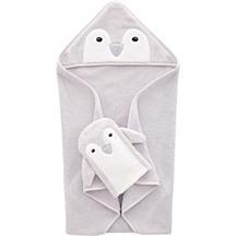 Sheridan Pipp Novelty Hooded Towel & Mitt Set