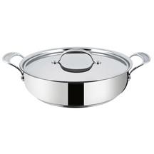 Jamie Oliver Premium Stainless Steel Shallow Pan 30cm