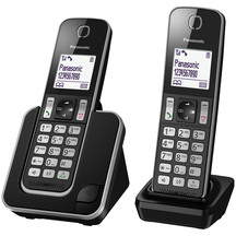 Panasonic Twin Cordless Phone Pack