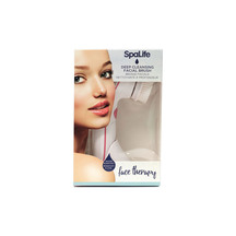 SpaLife - Deep Cleansing Facial Brush with Stand
