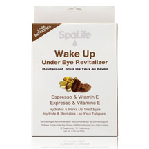 SpaLife - Revitalizing Espresso & Vitamin E Under Eye Tre...