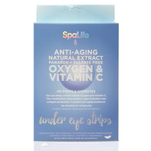 SpaLife - Anti-aging Oxygenated Under Eye Strips 12 Pack