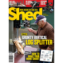 The Shed Magazine