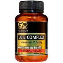 GO B Complex 60 VegeCaps