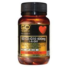 GO CoQ-10 400mg 30 Caps