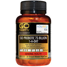 GO Probiotic 75B 30 VegeCaps