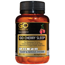 GO Cherry Sleep 60 VegeCaps