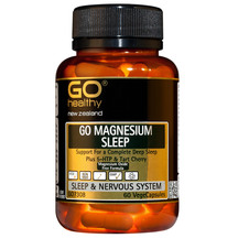 GO Magnesium Sleep 60 VegeCaps