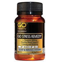 GO Stress Remedy 30 VegeCaps