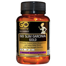 GO Slim Garcinia Gold 60 Caps