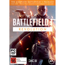 EA Battlefield 1 Revolution PC