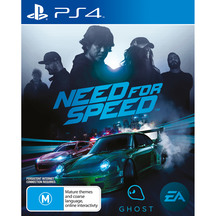 EA Need for Speed PS4