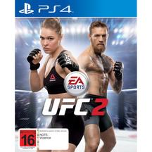 EA UFC 2 PS4