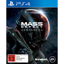 EA Mass and Effect Andromeda PS4
