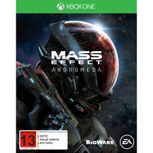 EA Mass and Effect Andromeda Xbox One