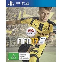 EA FIFA 17 PS4