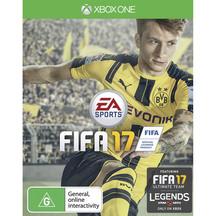 EA FIFA 17 Xbox One