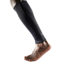 McDavid mmHG Compression Calf Sleeves Pair - Black