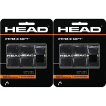 HEAD Xtreme Soft Overgrip Pk3