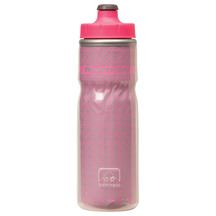 Nathan Fire & Ice 600ml Drink Bottle HiViz Pink