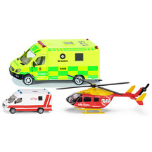 52689   skunzasst siku nz emergency vehicle set