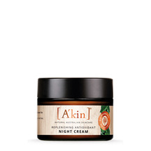 A'kin Replenishing Night Cream Coconut H2O & Green Tea