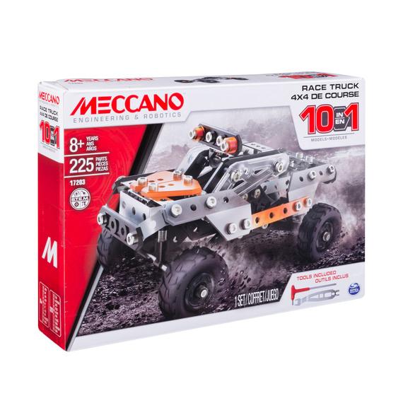 meccano off road truck instructions