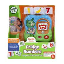Leapfrog Fridge Numbers