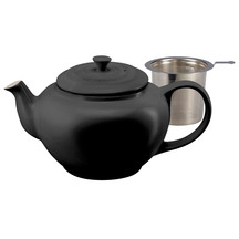 Le Creuset Stoneware Classic Teapot with Stainless Steel ...