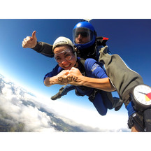 Skydiving 13,000ft Auckland