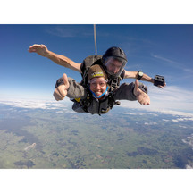 Tandem Skydive Over Bay of Islands 12000ft